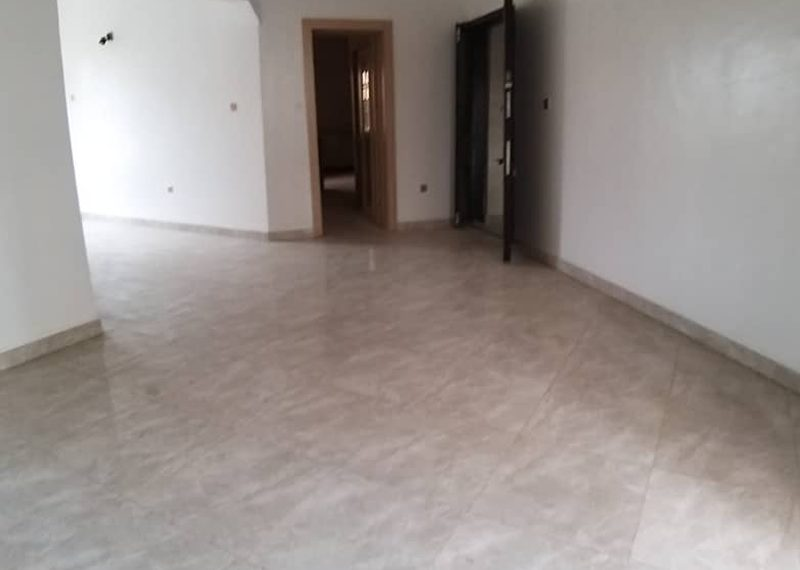 Flat with a room bq for sale in Ikeja