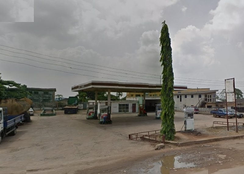 Filling station for sale in Abule Egba