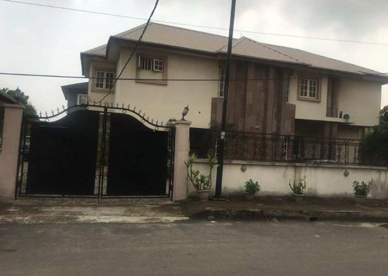 A Multi Tenanted Block Of 2 And 3 Bedroom Flats For Sale In Lagos Anthony Village Houses Land Properties For Sale In Lagos Nigeria