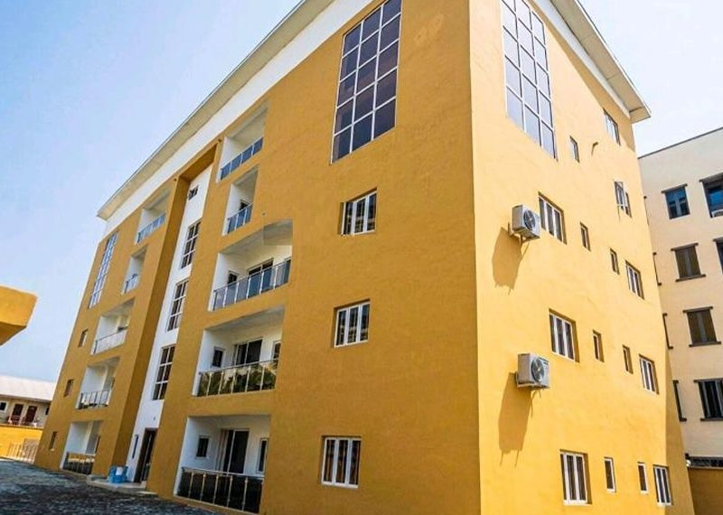 Brand new 3 bedroomm flat for sale