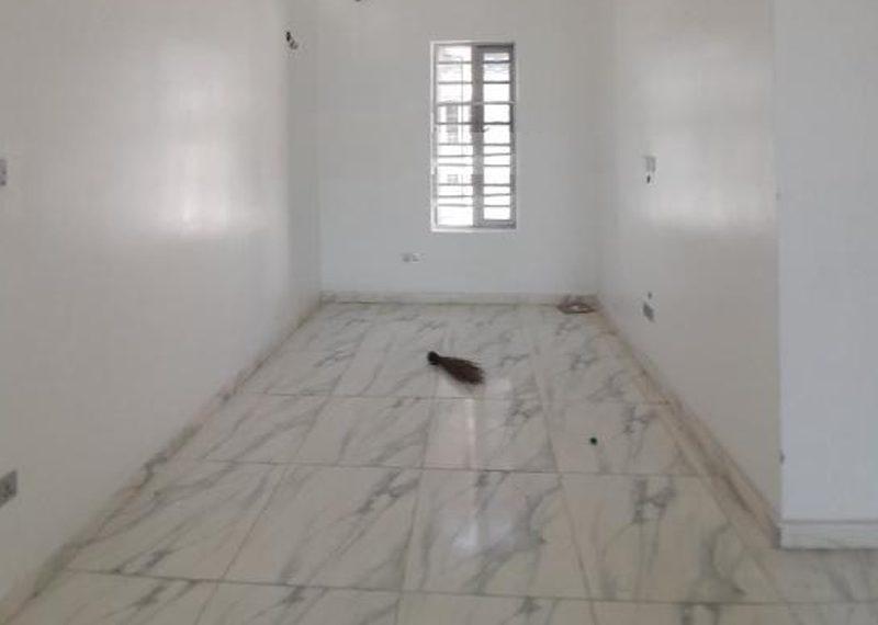 4 bedroom detached duplex with bq in Lekki