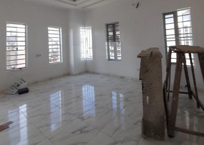 4 bedroom fully detached duplex in Lekki