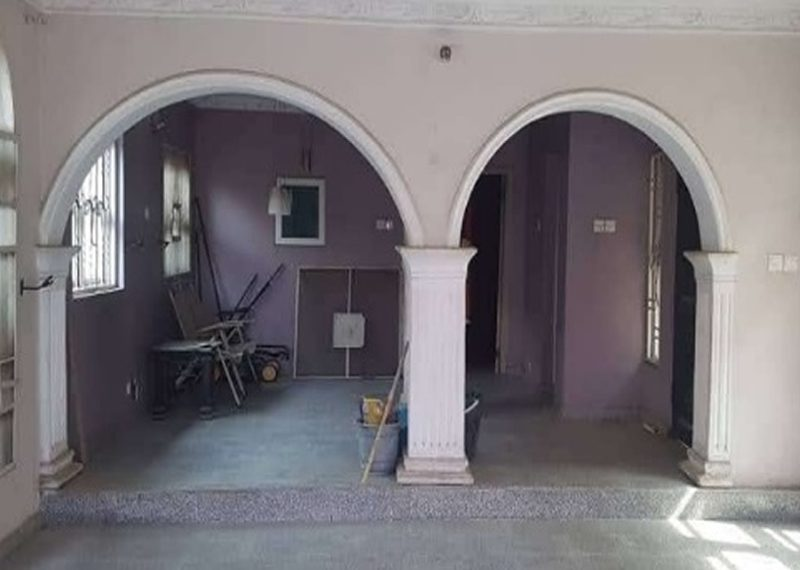 A 6 bedroom detached duplex in Ogudu Ori Oke