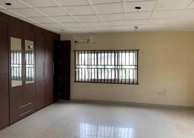 A fully detached duplex for sale in Oniru