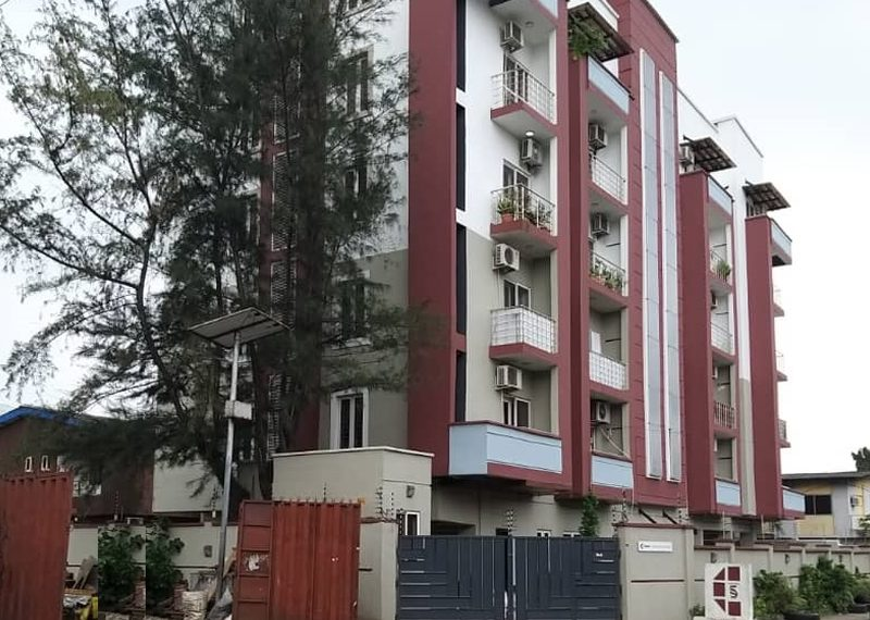 10 units of 3 bedroom flat for sale