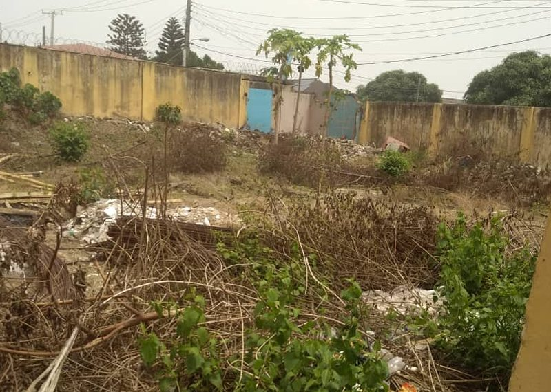 550sqm land for sale in Magodo Phase 2
