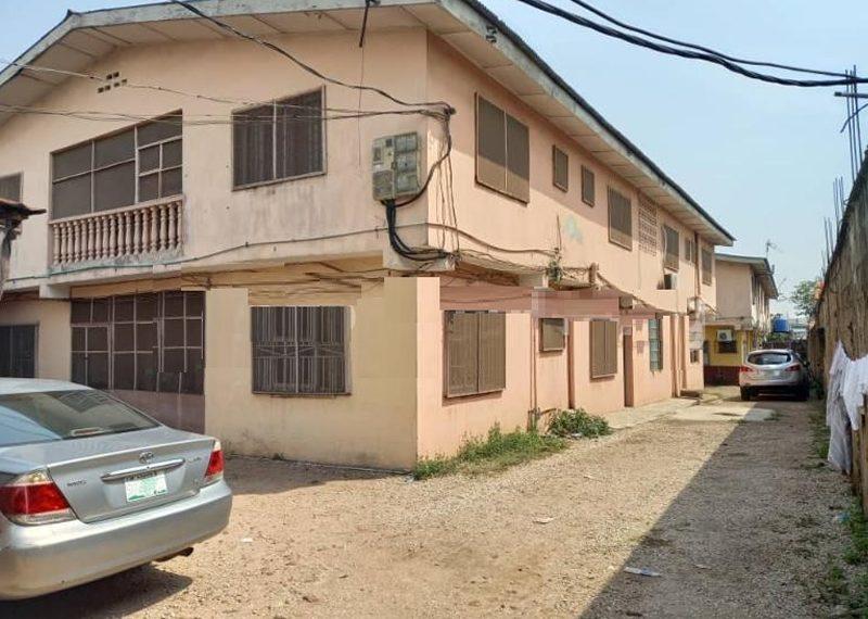 A block of flats for sale in Agidingbi