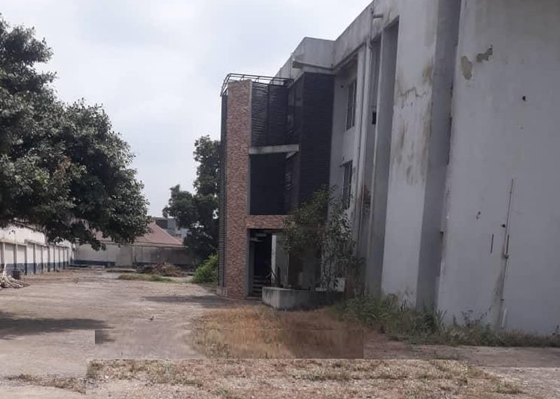Mixed use land for sale in Ikeja GRA