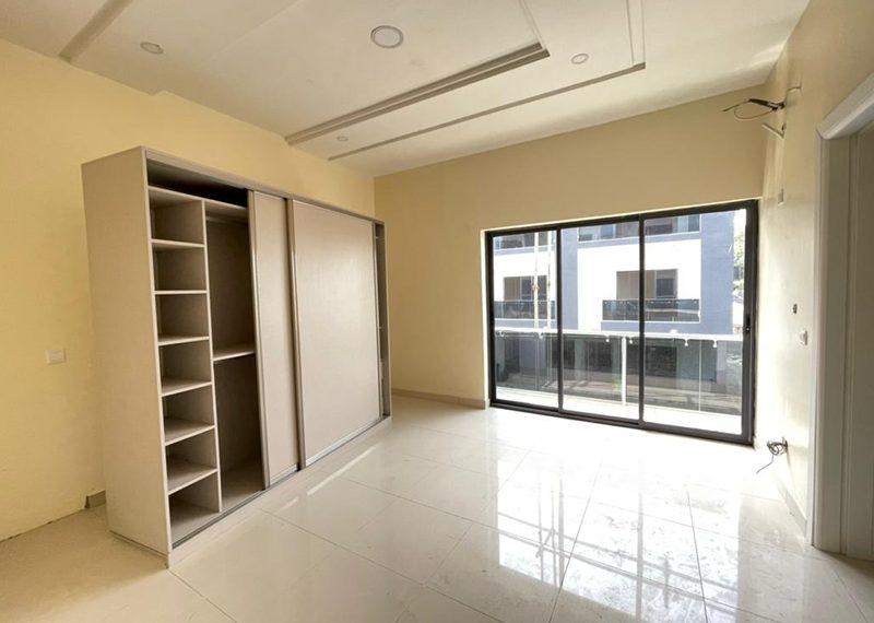 4 bedroom terrace duplex with bq for sale in Lekki