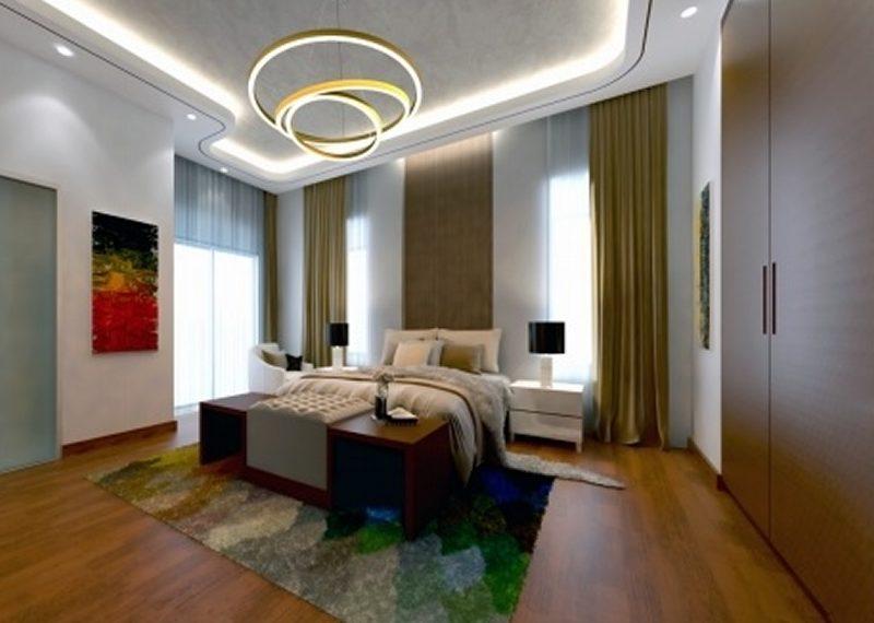 An off plan luxury 3 bedroom flat