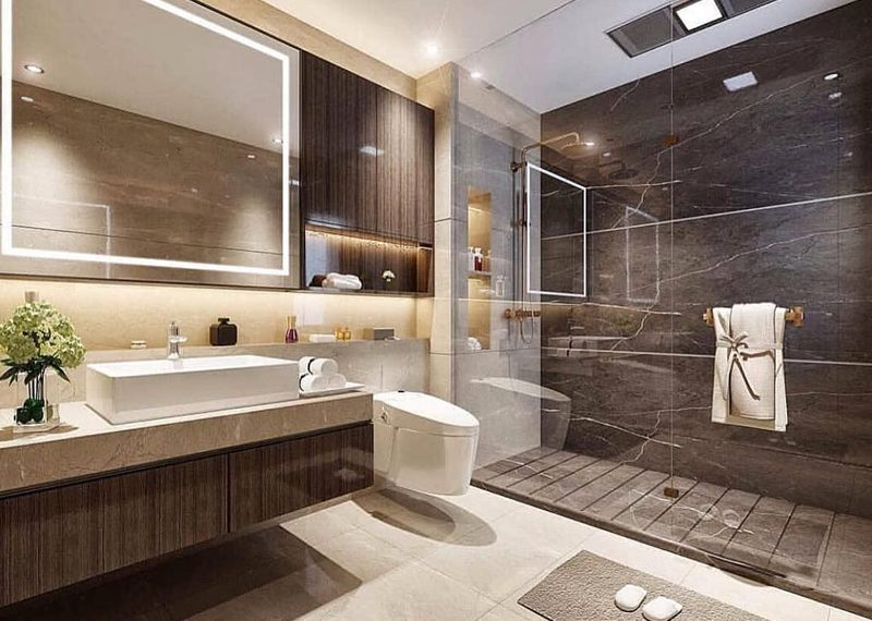 A luxury 3 bedroom flat for sale in Ikeja