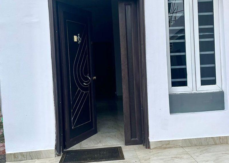 A 4 bedroom semidetached duplex in Lekki
