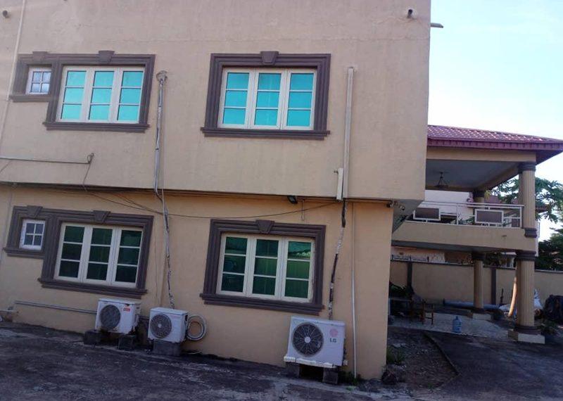 A 7 bedroom detached duplex in Adeniyi Jones