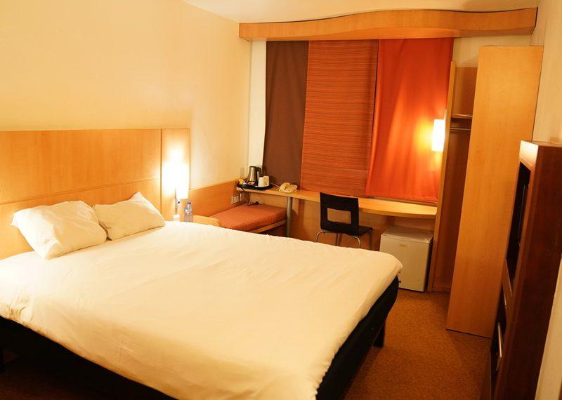 A premium luxury hotel in Isolo