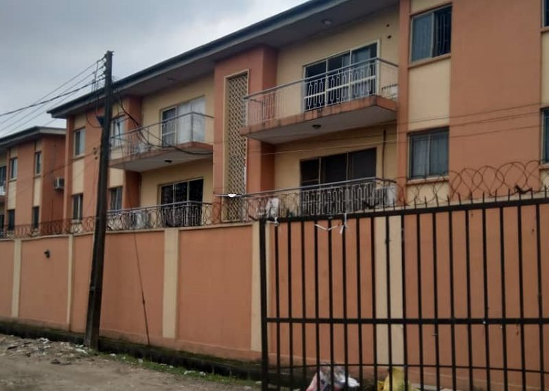 A 3 bedroom flat for sale in Anthony Village